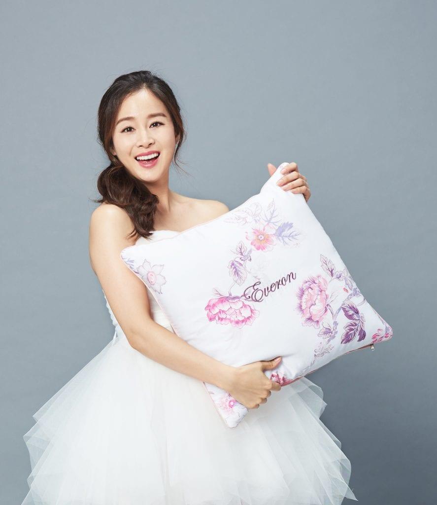 Kim Tae Hee – Đại sứ thương hiệu Everon gửi lời chào tới fan Việt 2