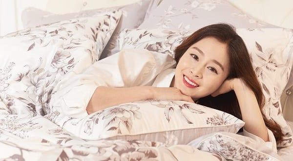 Kim Tae Hee – Đại sứ thương hiệu Everon gửi lời chào tới fan Việt 6