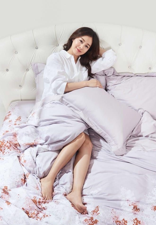 Kim Tae Hee – Đại sứ thương hiệu Everon gửi lời chào tới fan Việt 4