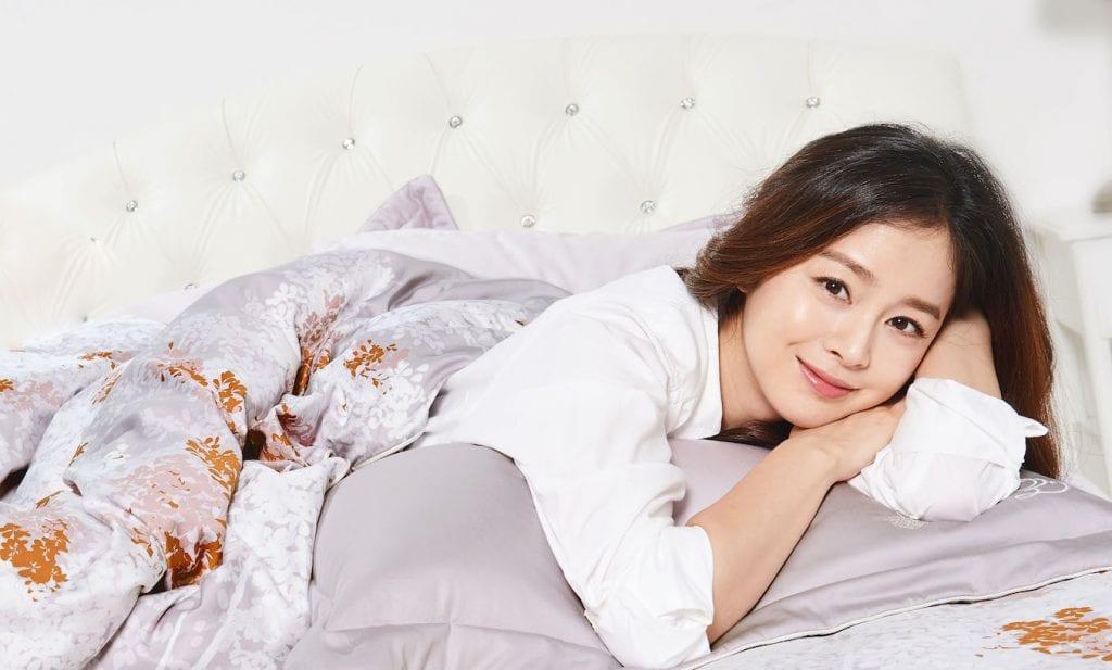 Kim Tae Hee – Đại sứ thương hiệu Everon gửi lời chào tới fan Việt 5